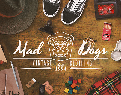 Mad Dogs Vintage Fashion