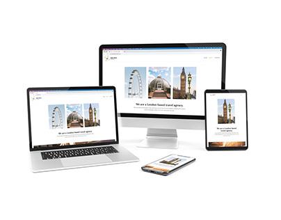 Website Redesign for Irem Travel London