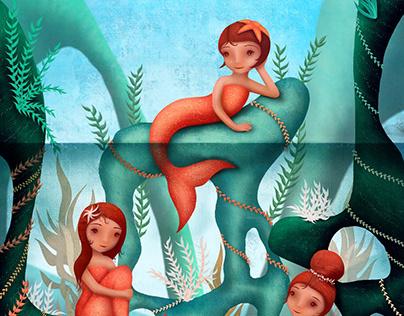 Mermaid Mingle