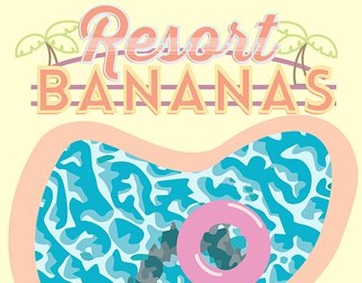 Resort Bananas - Me gustan tus Bananas Brand