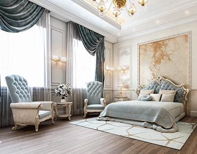 Fayrouza Bedroom
