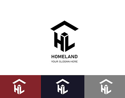 Real estate, construction and building polygonal design
