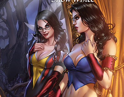 SNOW WHITE vs. SNOW WHITE vol. 2