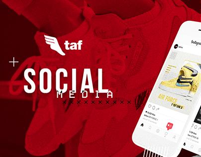 Social Media | Taf México