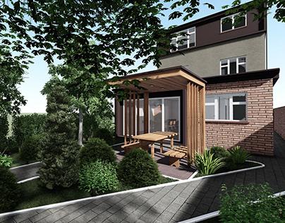 House in London UK