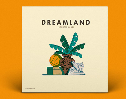 Dreamland Instrument Album - Produced by Ari