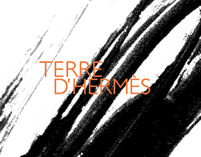 "Terre d'Hermès ""emotion"""