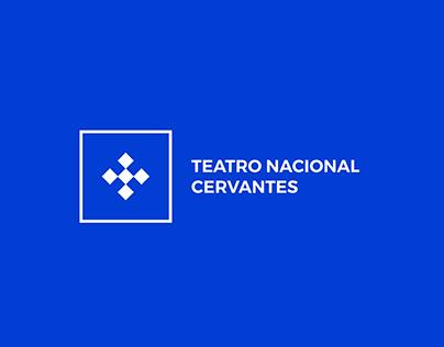 Identidad | Teatro Cervantes | Diseño 2 Gabriele