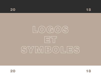 Logos et Symboles 2018