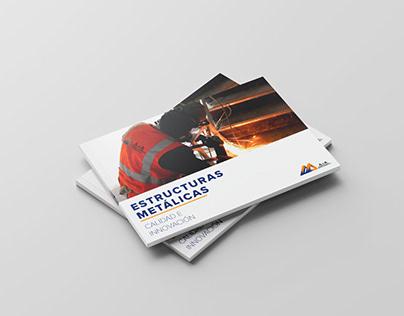 Brochure Corporativo - AyA Ingeniería Metálica