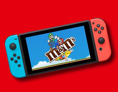 Nintendo M&M