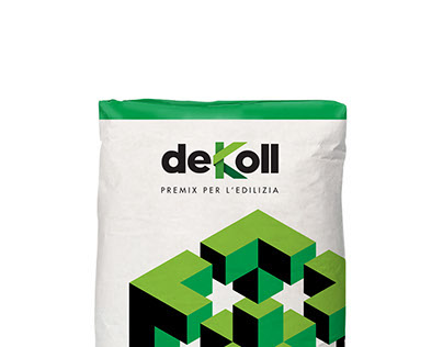 Dekoll: Packaging - building materials