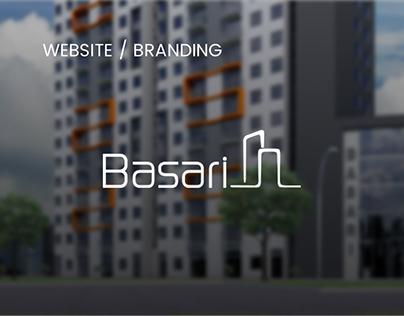Basari Website
