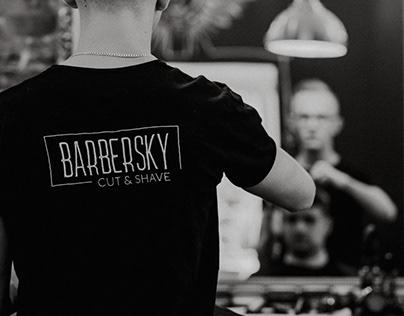 BARBERSKY / visual identity & design