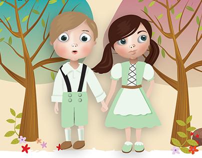 The True Story of Hansel & Gretel