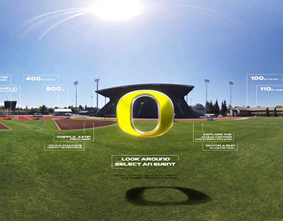 U of O Track & Field Experience