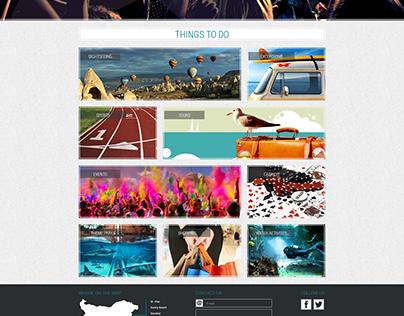 Information website