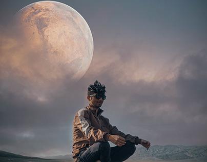 Moksha - Photoshop Manipulation
