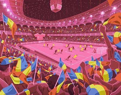Telekom: Football