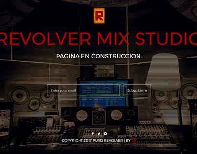 """Página web - formato """"en construcción"""""""