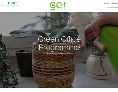 [Website] CPSO Green Office - CUHK