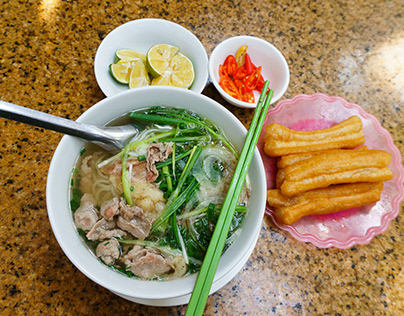 Vietnam Cooking Tour