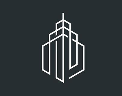 Logo i oznakowanie wewnętrzne budynku