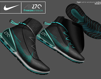 sports shoes abebc 46f4a Air Max 270 Winter Boots Concept