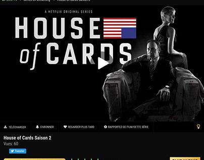 House of Cards Saison 2 streaming vf | fCine.TV