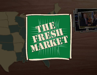 Fresh Market Video Timeline