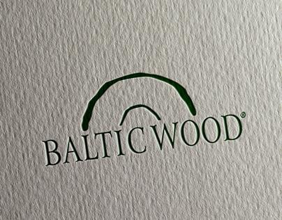 Identyfikacja wizualna fla firmy Baltic Wood