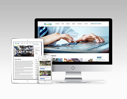 Sincomercio Website