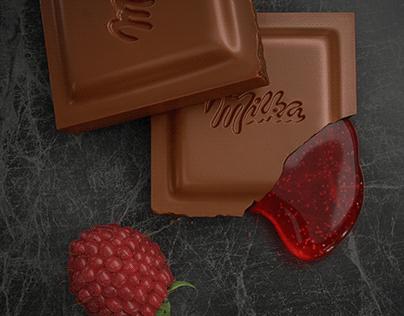 Choco * Raspberry