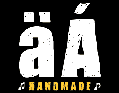 TYPOGRAPHY | Font — Hand Sketch Rough Poster