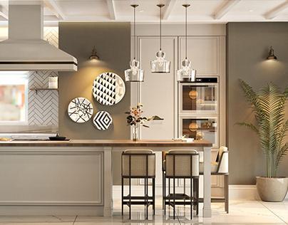The Kitchen Design