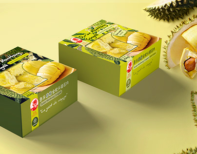 Packaging Durian