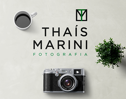 Branding - Thaís Marini