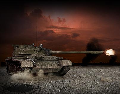 videobanner Tank [Making Off]
