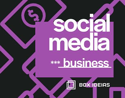 Social Media #1 - Negócios e Finanças