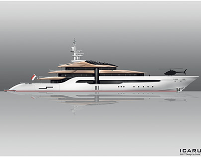 MY ICARUS 301,84 ft Motor Yacht