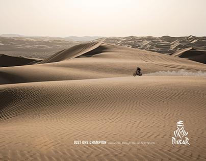 "Dakar - ""No Stadiums"""