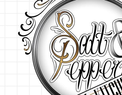 """Salt&Pepper"" - Logo Design"