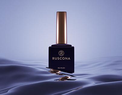 CGI cosmetics work for Ruscona