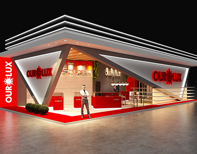 OUROLUX - EXHIBITION DESIGN - BY CLEBERLEE