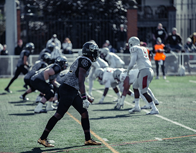 Gannon Football vs IUP (First Quarter Only)