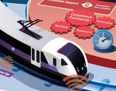 Crossrail - Infographic