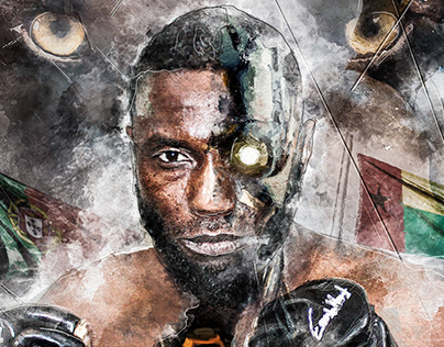 SORI DJALO - MMA Fighter