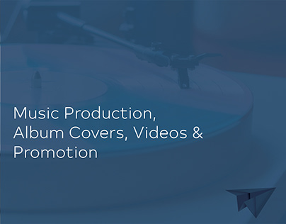 Music Albums Covers, Videos & Promo