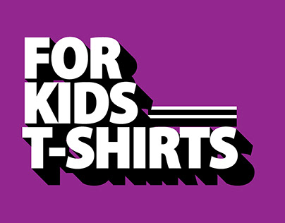 For Kids - T-Shirts