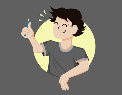 My Avatar Illustration